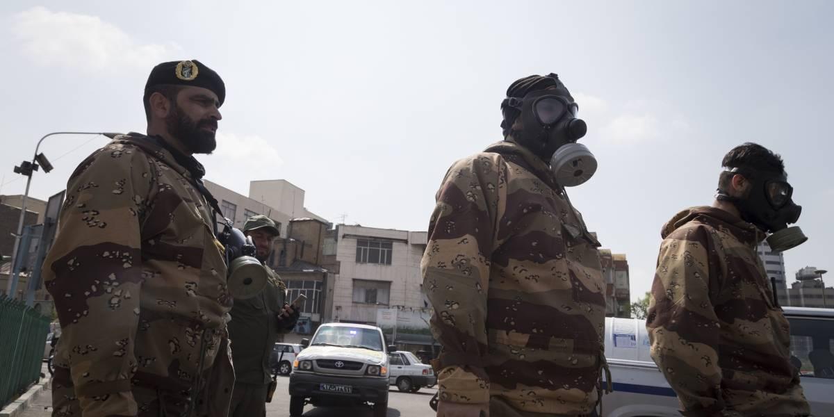 AMPL. Irán.- Detenido el presunto cabecilla de la masacre de 2018 durante un desfile militar en Irán