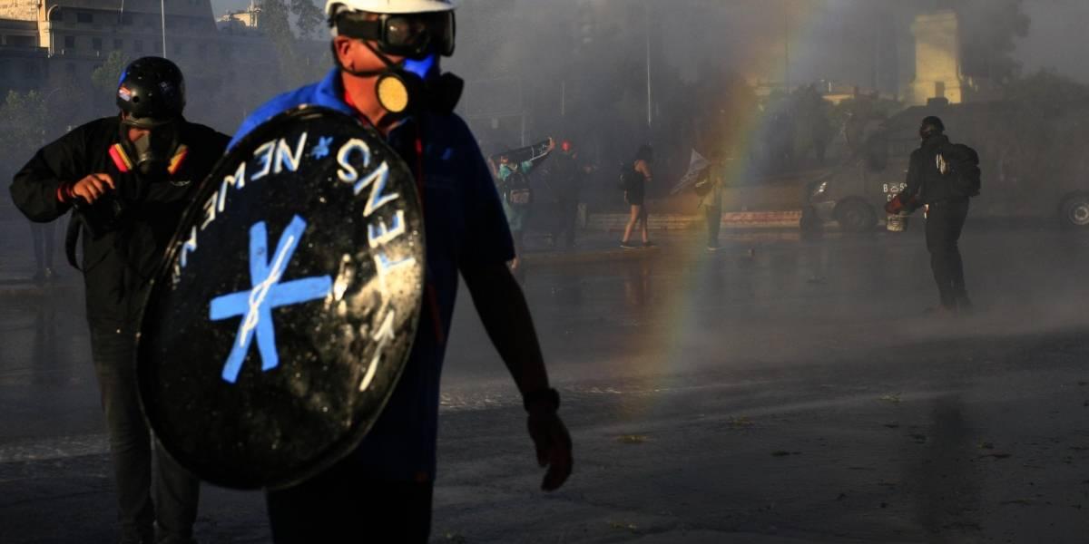 Chile.- Al menos 20 detenidos en nuevas protestas contra la violencia policial en Chile