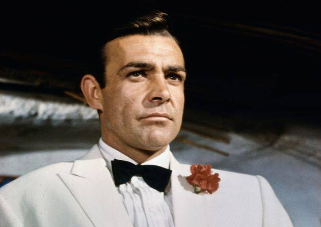 Sean Connery Carrera