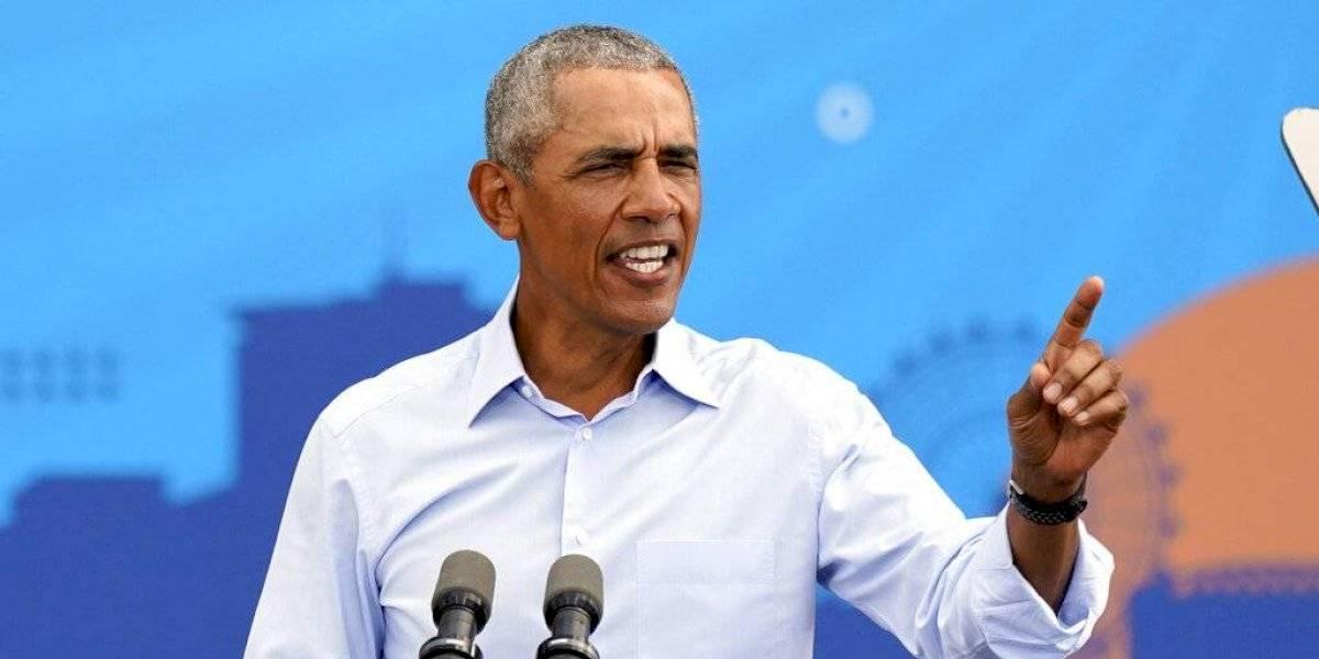 Barack Obama se une a Joe Biden en el último fin de semana de campaña