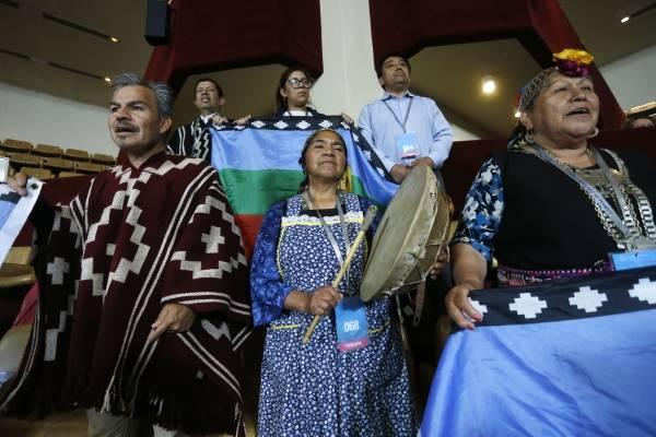 No hay vía libre para los escaños reservados para pueblos originarios