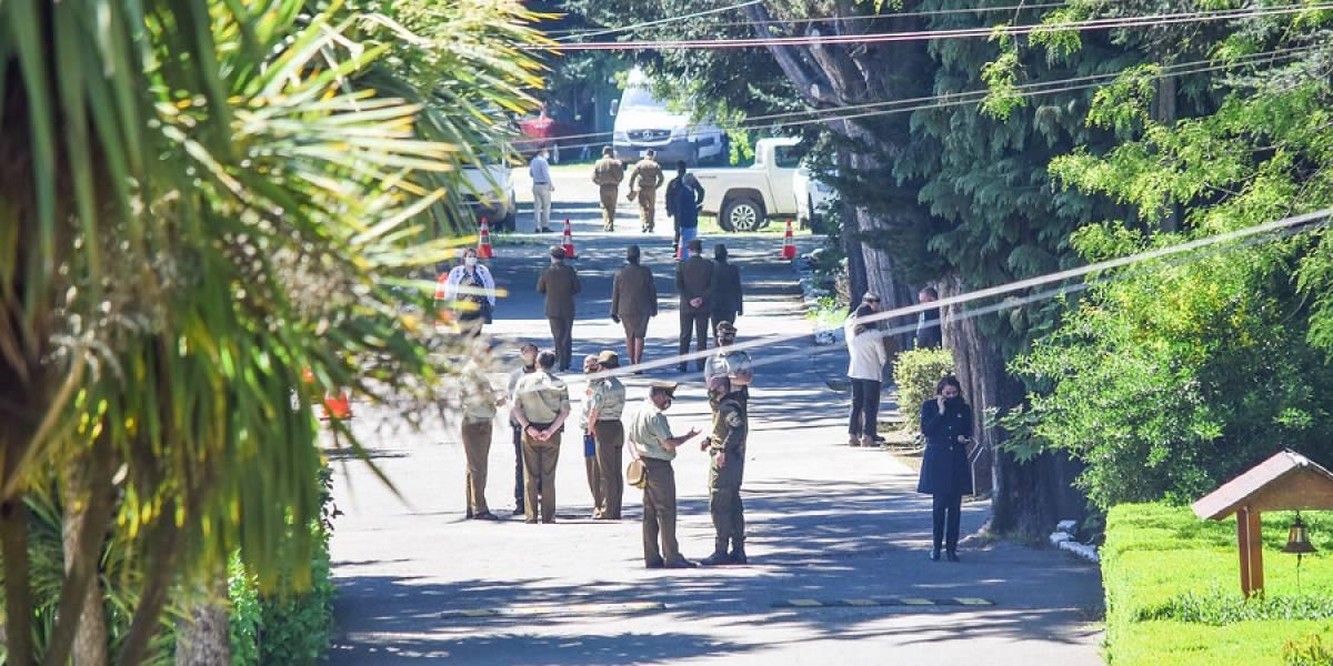"""General de La Araucanía por carabinero asesinado: """"Estamos consternados"""""""