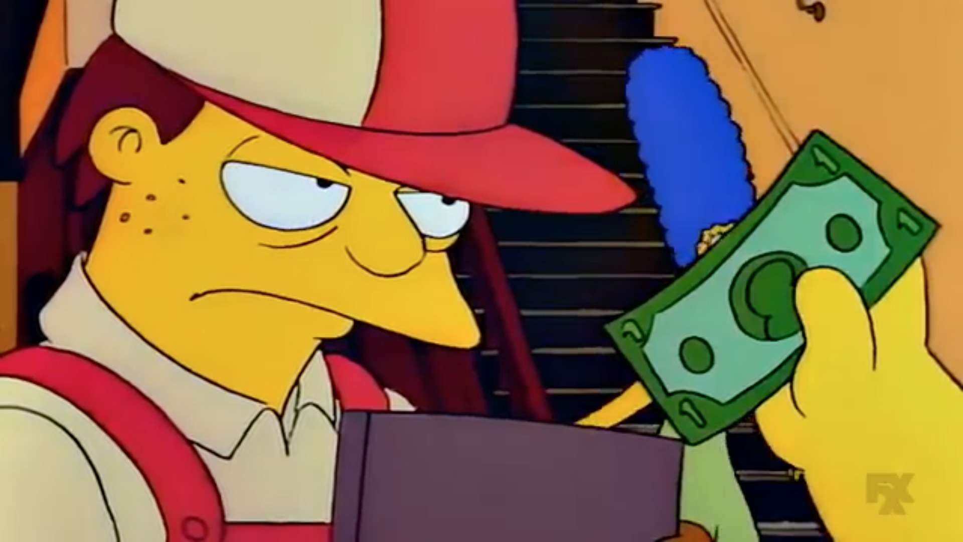 Los Simpson Halloween James Earl Jones