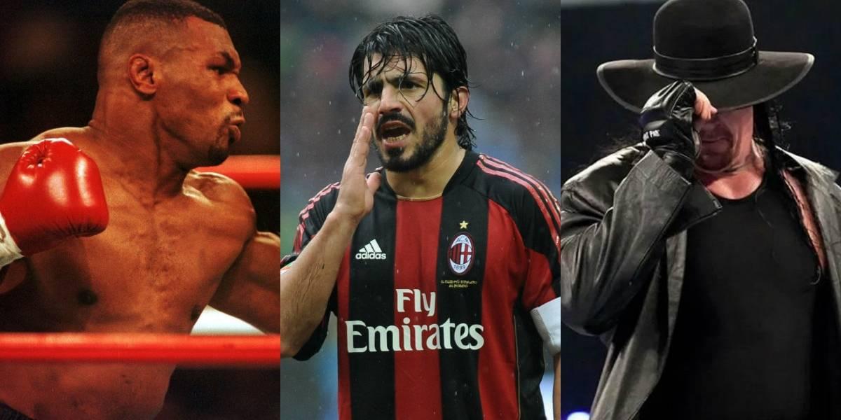 Los deportistas que causaban terror entre sus rivales
