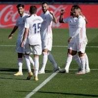 Real Madrid se aferra al liderato con victoria sobre el Huesca