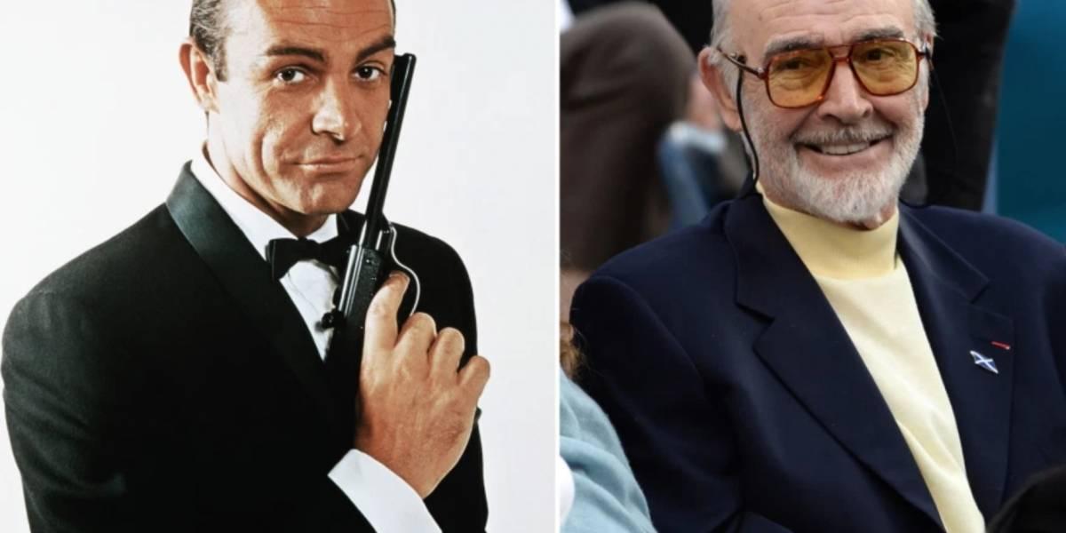 Muere el actor Sean Connery, el primer James Bond 007