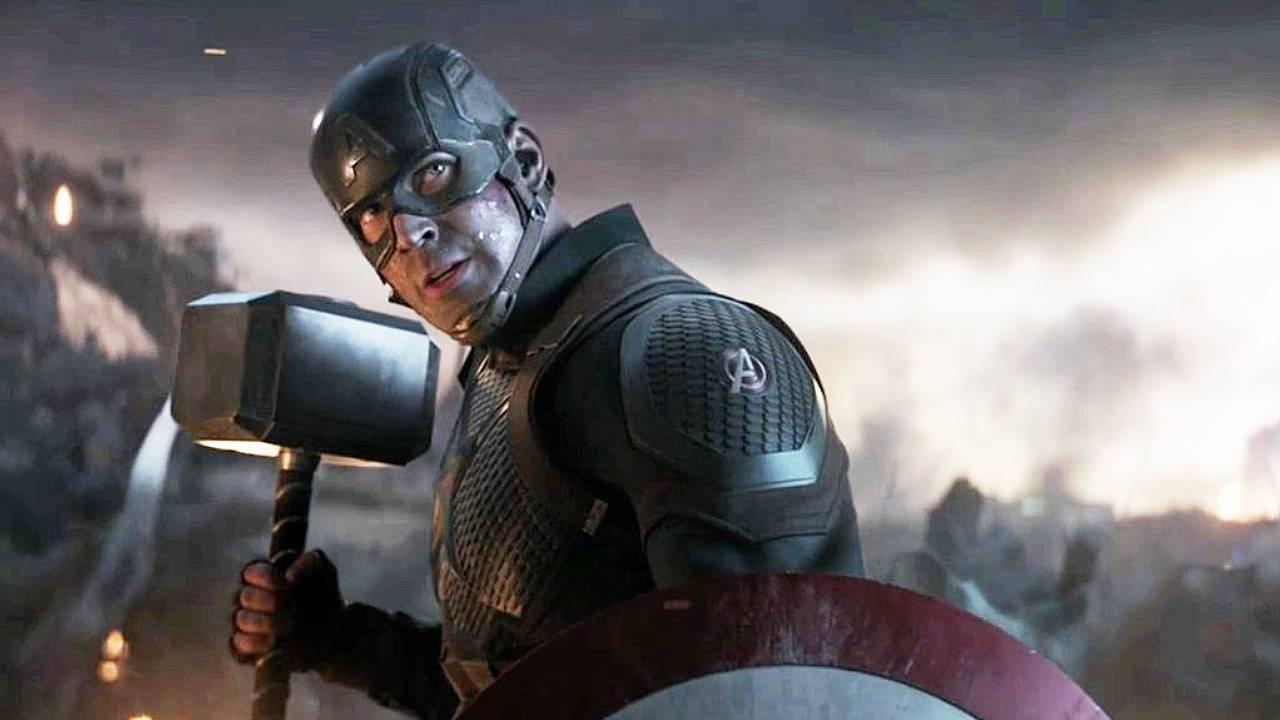 Avengers Marvel Capitán América