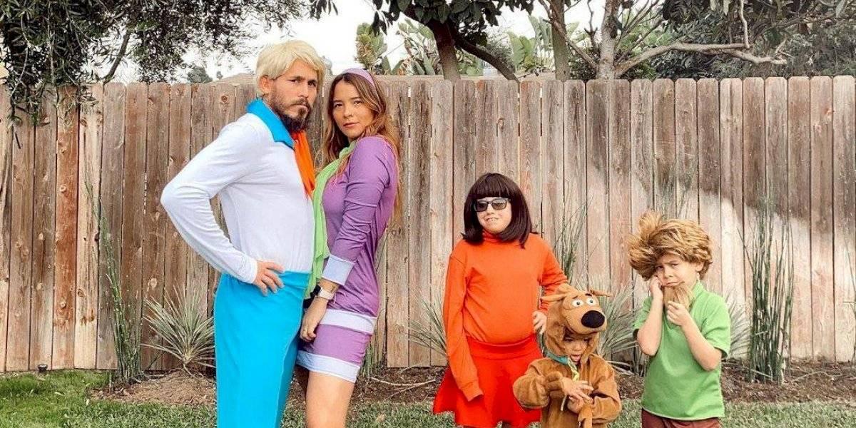Halloween: los disfraces más peculiares que usaron artistas, actores y celebridades