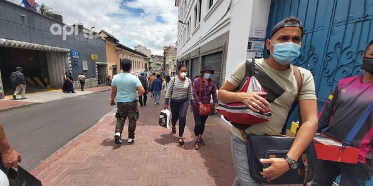 Ecuador se acerca a los 170 mil casos de coronavirus y a los 13 mil fallecidos