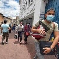 Ecuador llega a los 177.513 casos de coronavirus y 12.946 fallecidos