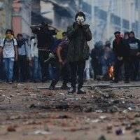 """Ministra María Paula Romo: """"La Policía respondió a la violencia extrema que hubo en octubre de 2019"""""""