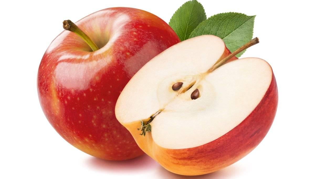 La manzana tiene grandes propiedades para la salud