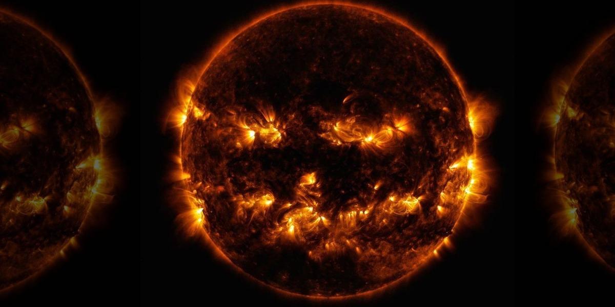 NASA celebra Halloween con una playlist de sonidos tenebrosos en el espacio
