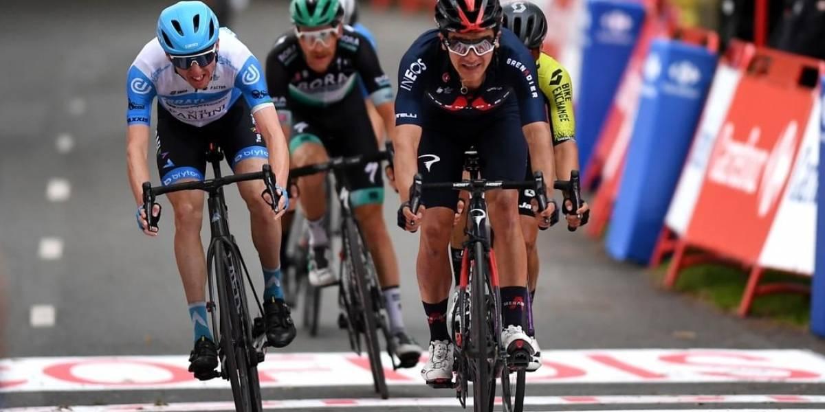 Vuelta a España: Richard Carapaz recupera el maillot rojo