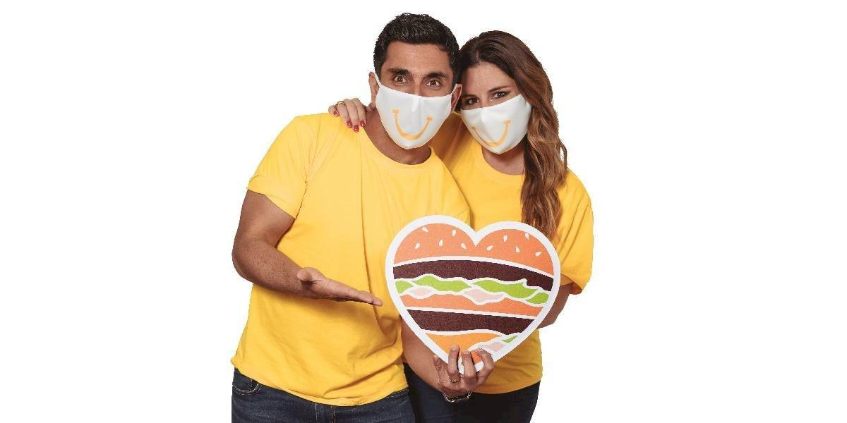 Con una Big Mac de McDonald's puedes ayudar a dos fundaciones