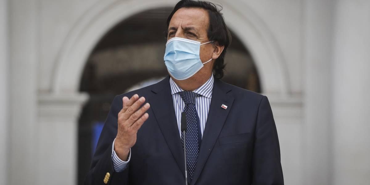 """Diputado RN Jorge Durán dice que estrategia de defensa de Víctor Pérez fue """"poco ética y poco leal"""""""