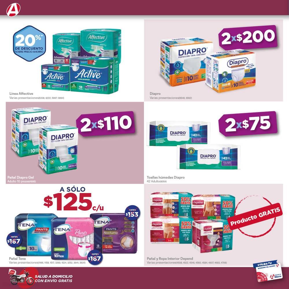 Catálogo Farmacias del Ahorro Noviembre de 2020, página 22