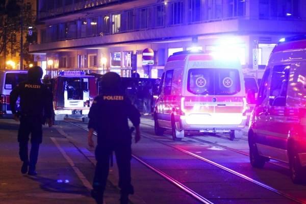 """""""Manténganse en casa"""": Viena está bajo ola de ataques terroristas"""