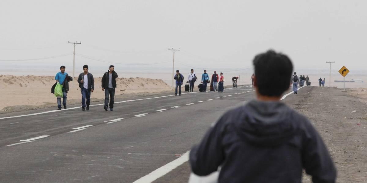 Mujer venezolana murió en paso no habilitado hacia Chile: se iba a reencontrar con sus hijos