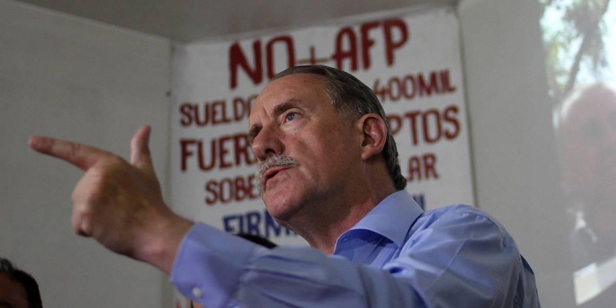 """Eduardo Artés anuncia lista entre el PC (AP) y el MIR para la Convención Constitucional: """"Vamos a luchar en la calle y en todos lados"""""""