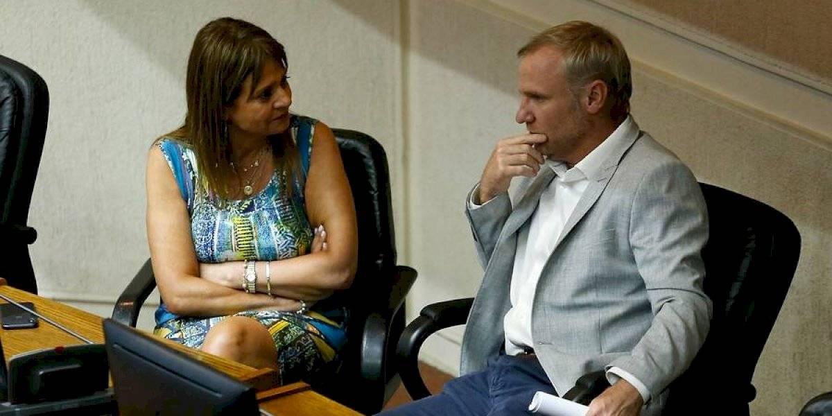 """Van Rysselberghe se lanza contra Evópoli y Felipe Kast: """"No necesitamos de frivolidades ni de populismos"""""""