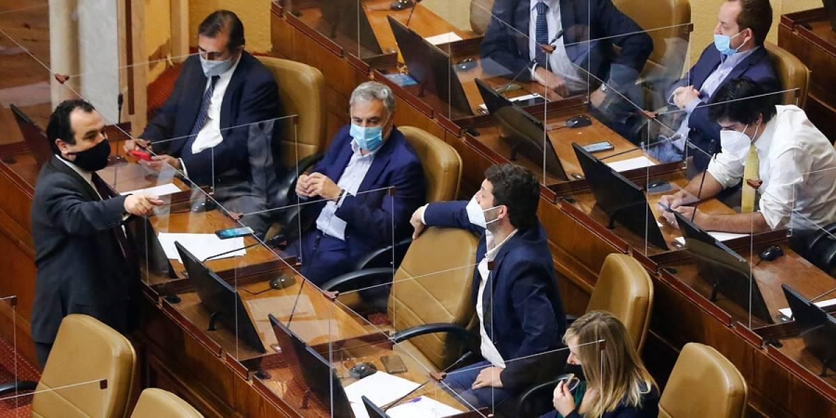 """""""No hay nada oculto"""": Fundación Jaime Guzmán respondió a la denuncia del pago de diputados UDI de $300 millones con fondos fiscales"""