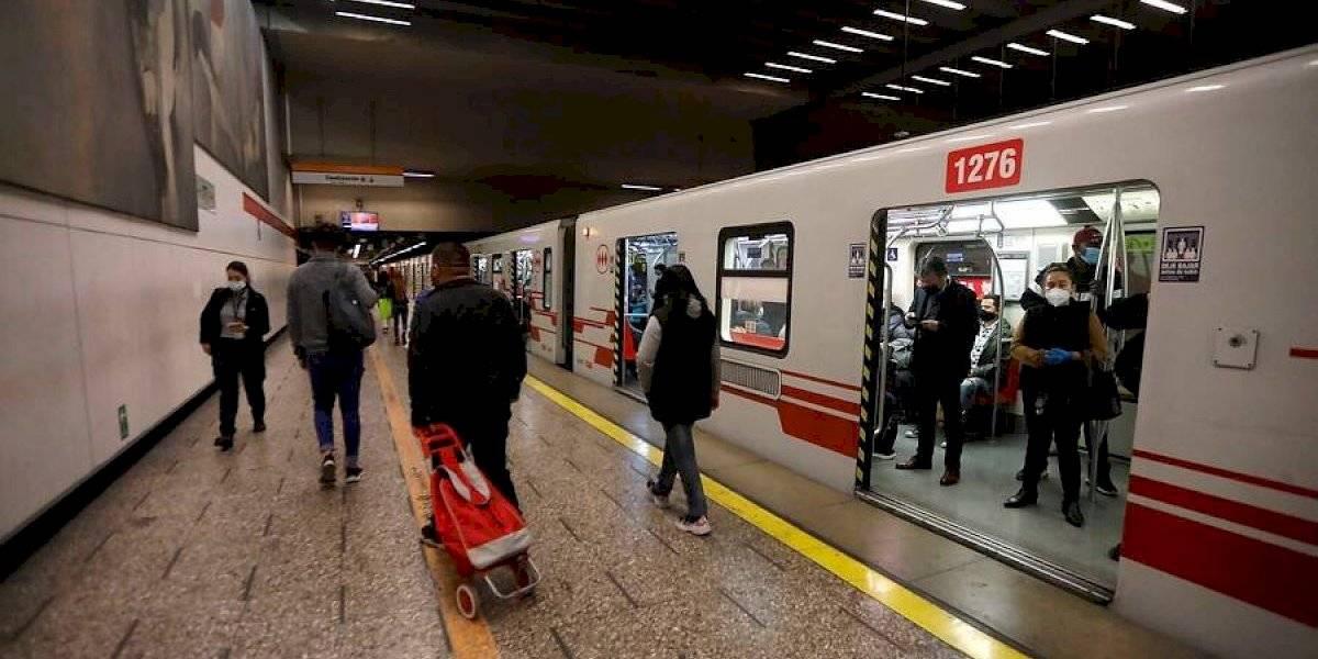 Metro y el cambio en el toque de queda: anuncian nuevos horarios de funcionamiento