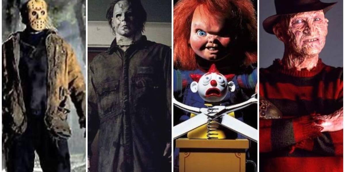 Conoce a los actores que dieron vida a los clásicos personajes del cine de terror