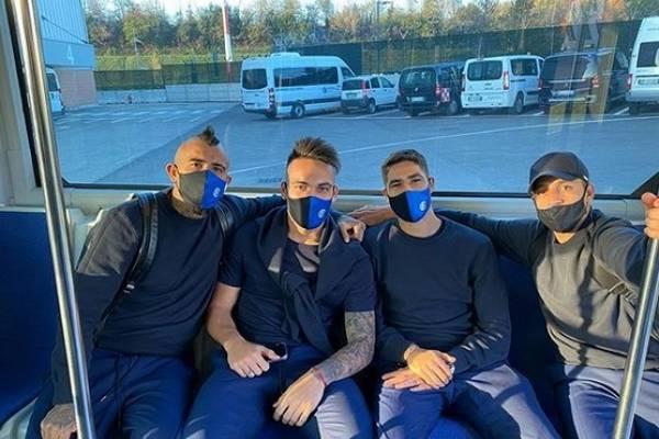 Alexis Sánchez viaja a Madrid y es opción en el Inter para dar el batacazo ante el Real en la Champions
