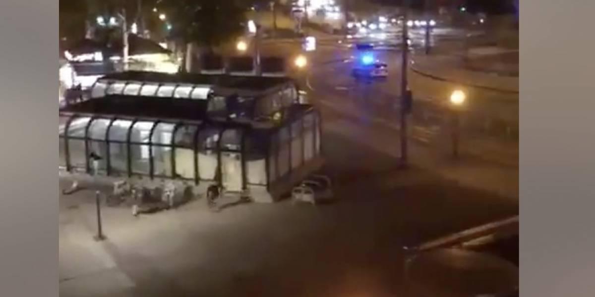 Gobierno austríaco confirma ataques terroristas en el centro de Viena