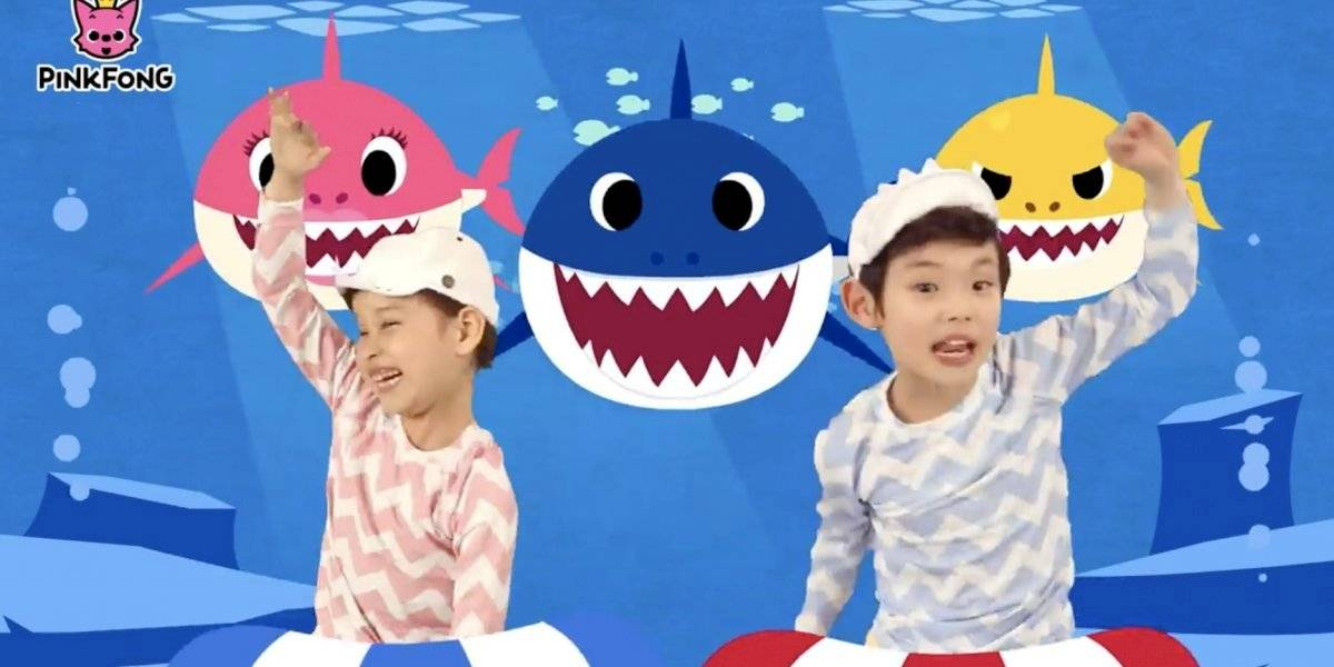 """""""Baby Shark"""" destrona a """"Despacito"""": se convierte en el video más visto de YouTube"""