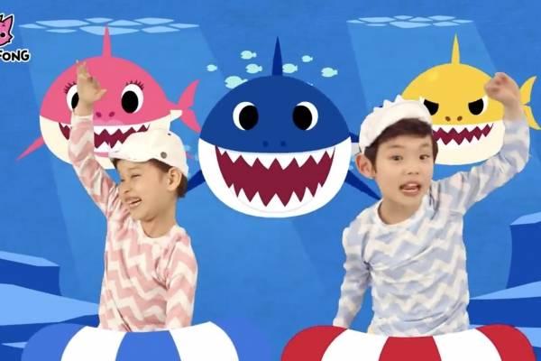 """""""Baby Shark"""" destronó a """"Despacito"""": se convierte en el video más visto de YouTube"""
