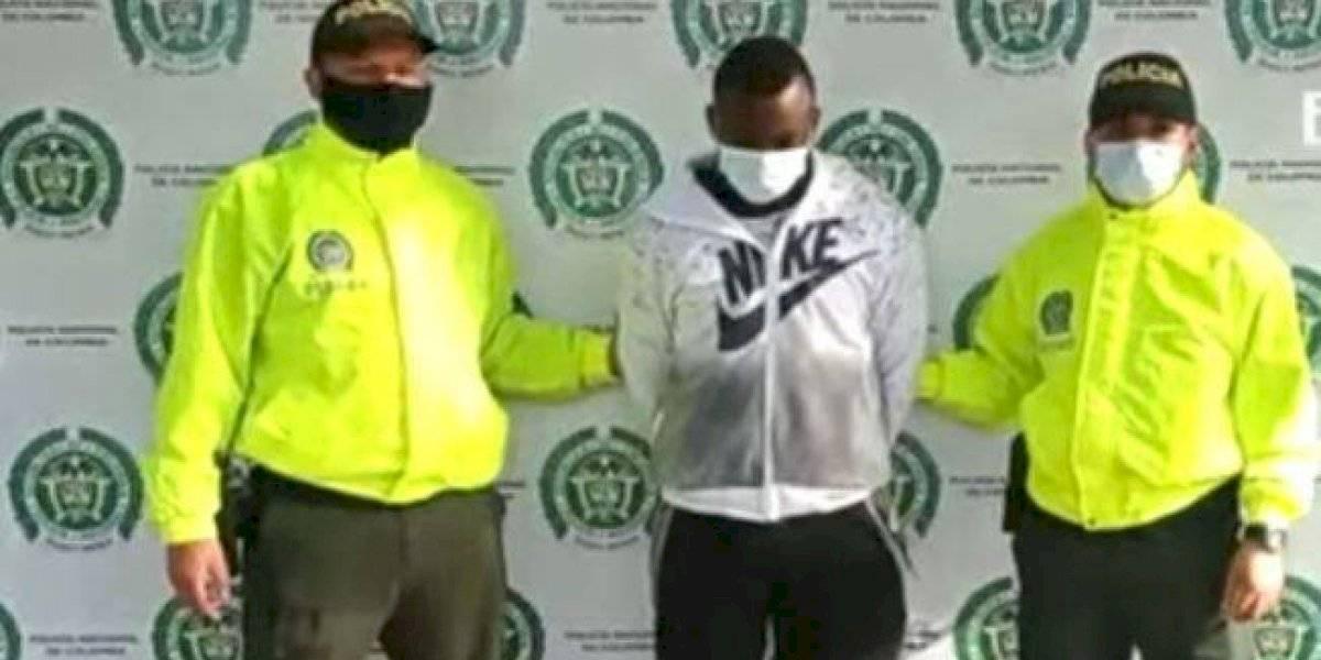 Capturan a cantante de salsa choque señalado por la DEA de narcotráfico