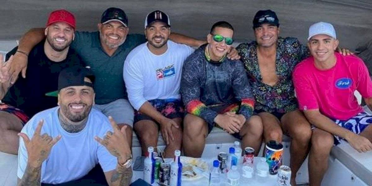 Crossover entre Chayanne, Daddy Yankee, Luis Fonsi y Nicky Jam se vuelve viral