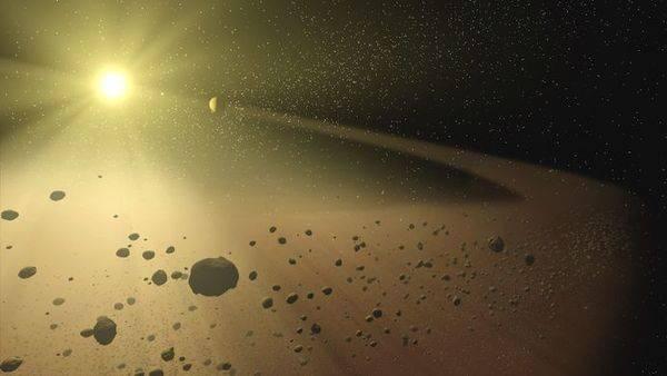 Cinturon de Kuiper