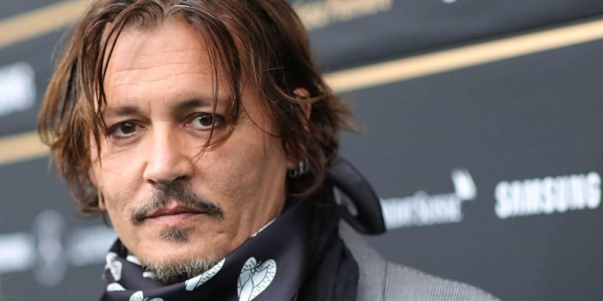 """Johnny Depp pierde el juicio contra el diario inglés que lo llamó """"golpeador de esposas"""""""
