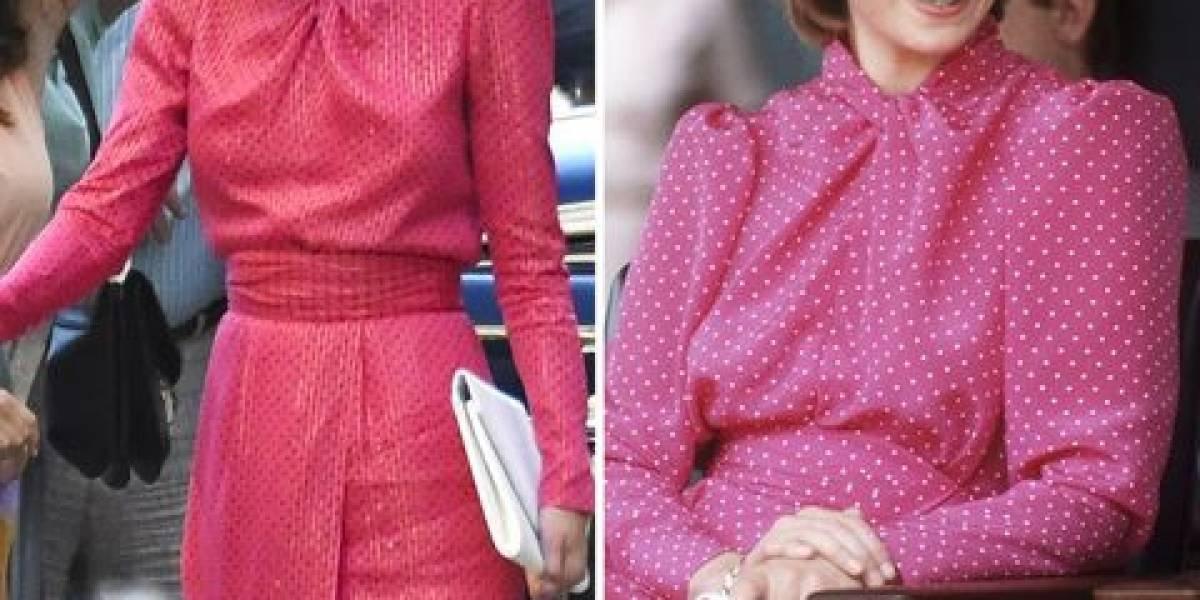 """5 looks icónicos de Diana en los años 80 recreados en """"The Crown"""""""