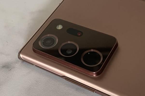 El teléfono ejecutivo cada vez es más millennial: así es el Samsung Galaxy Note 20 Ultra