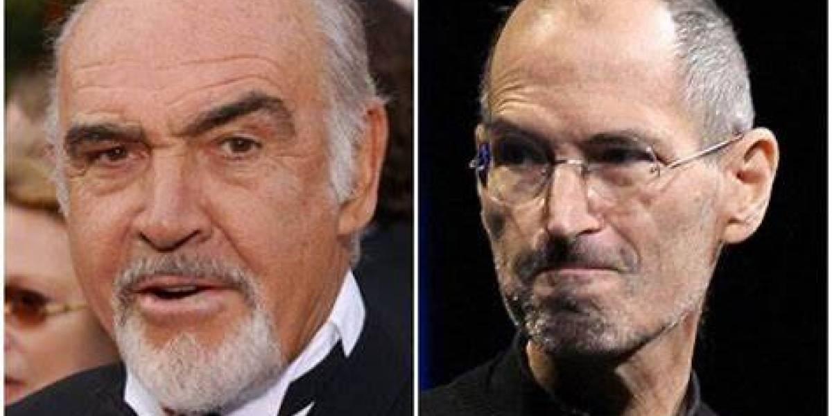 La falsa carta amenazadora de Sean Connery para Steve Jobs