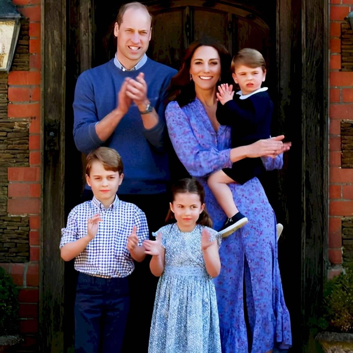 William, Kate y sus hijos tampoco se reunirán con la monarca.