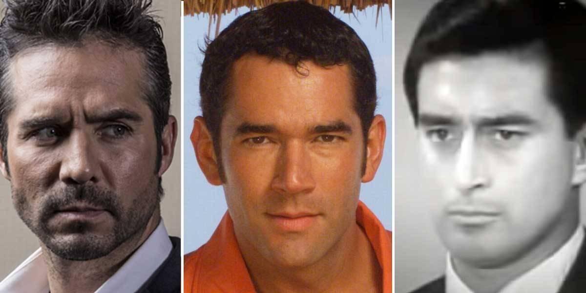 """Recuerda a los actores que han dado vida a 'Alejandro' en todas las versiones de """"Rubí"""""""
