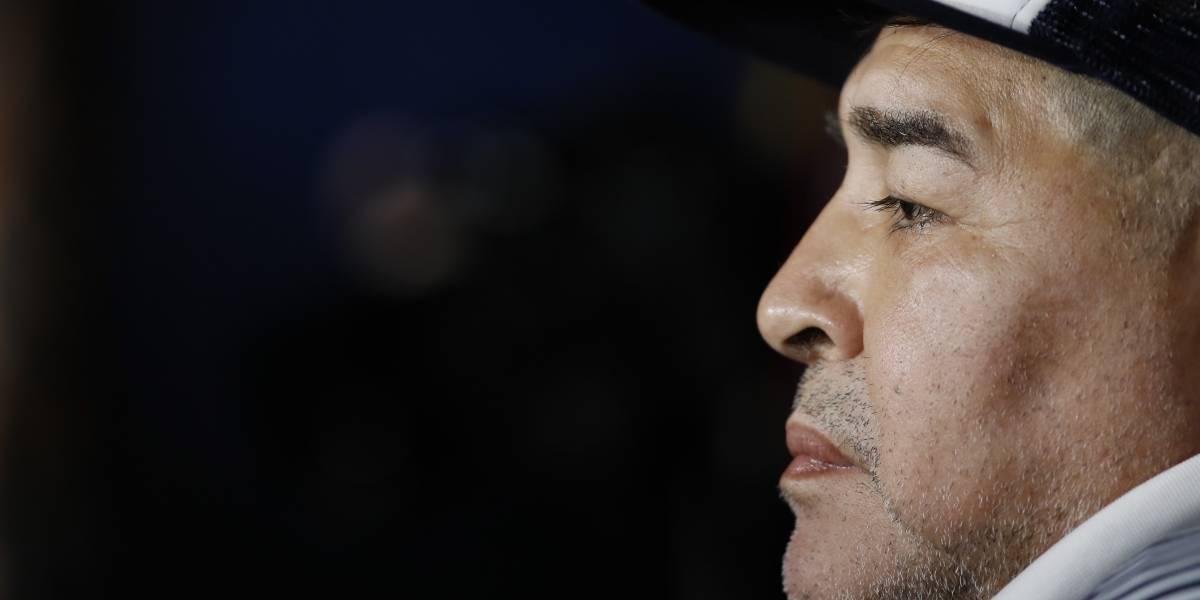 ¡Sin palabras! Maradona murió y estalla el mundo