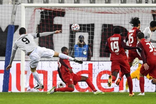 Champions League: resultados y dónde ver los partidos del miércoles