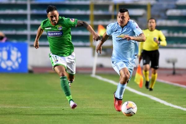Audax Italiano se quedó sin aire y se fue goleado de la Copa Sudamericana ante Bolívar