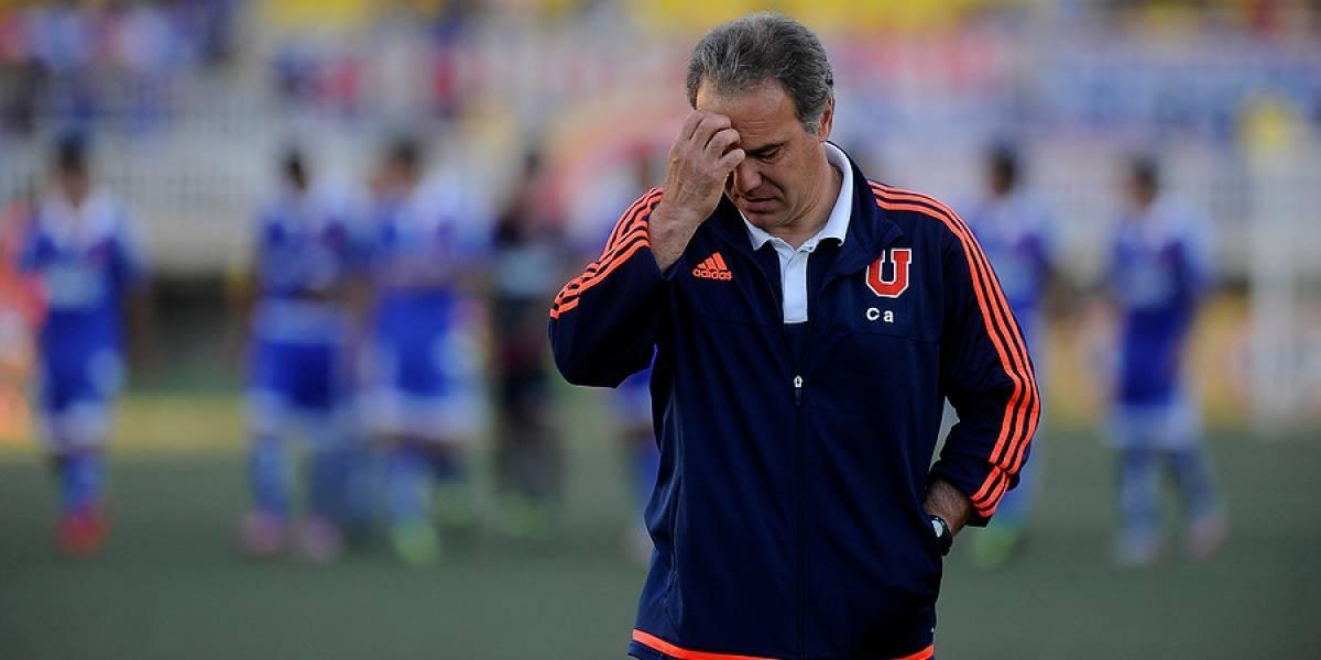 Opción de Martín Lasarte se complica para ser el nuevo entrenador de Universidad de Chile