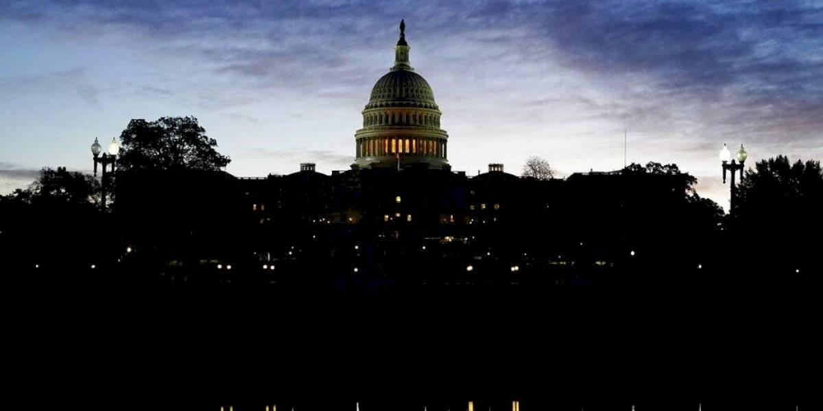 En juego el control del Senado de Estados Unidos en las elecciones de hoy