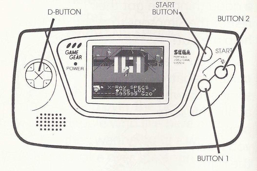 Los Simpson Game Gear juego perdido