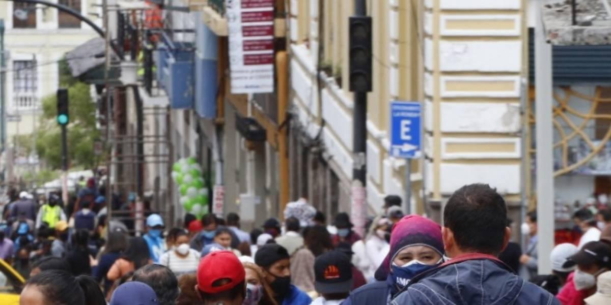 Ecuador reportó 170.110 contagios acumulados de coronavirus