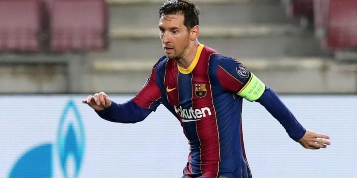 La luz de Lionel Messi se apaga y sus goles también