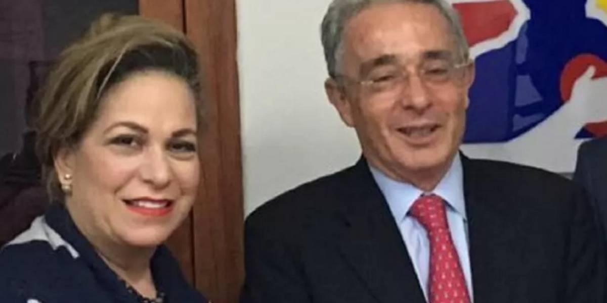 """Uribe dice que 'Caya' Daza fue """"imprudente"""", pero que no revela delitos del Centro Democrático"""